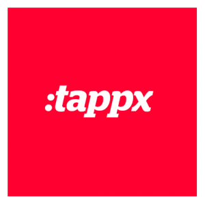 Tappx' Primary Logo